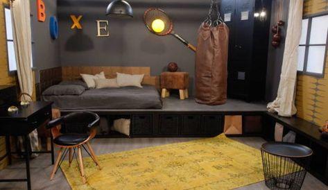 La Box Teva Deco Une Chambre D Ado Esprit Salle De Sport Vintage