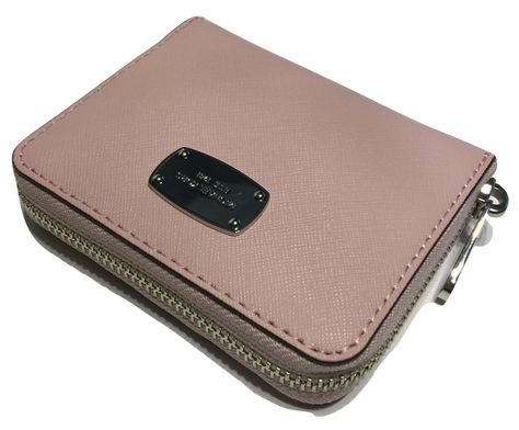 af5b016145becd Michael Kors ZA Bifold Jet Set Travel Clutch Wallet Blossom Pink Saffiano  Leather. Free shipping and guaranteed authenticity on Michael Kors ZA  Bifold Jet ...