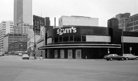 Minneapolis St Paul in the Seventies