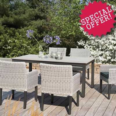 kettler bretagne 6 seater set kbretagne6 garden furniture world garden furniture pinterest bretagne garden furniture and gardens - Garden Furniture Kettler