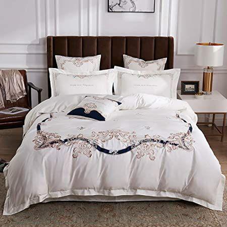 Facai Double Duvet Covers Set Egyptian Cotton Bedding Set King Size Cotton 100 Duvet Covers Bedding Sets Qu Duvet Cover Sets Bedding Sets Luxury Bedding Sets