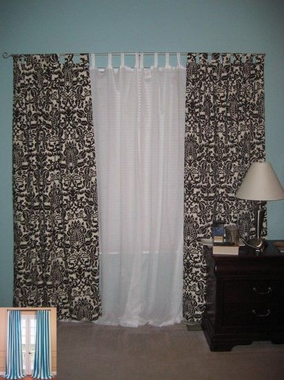 Homemade Boat Curtains And Diy Curtain Rods Easy Fun Cheap And