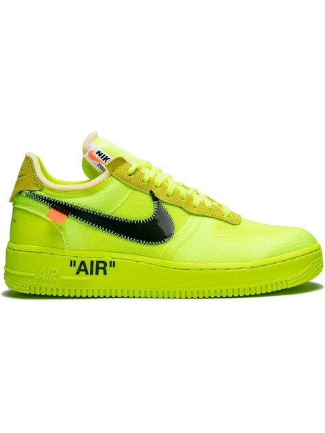 Nike X Off White The 10th: Nike Air Force 1 Low | Nike air