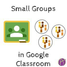 When assigning work to small groups of students instead of the whole class the trick is to include the audience in the description or document title. Clearly indicate in the description who the ass. Flipped Classroom, School Classroom, Classroom Ideas, Online Classroom, Classroom Organization, Classroom Management, Google Docs, Google Google, Google Drive