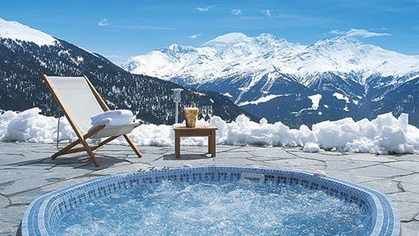 The 30 Coolest Hot TubsHot Tub In The Snow | Hot tubs, Tubs and Swimming  pools