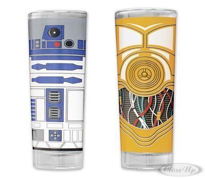 Star Wars Glaserset R2 D2 C 3po Jetzt Bestellen Unter Https
