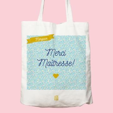 tote bag sac shopping super ma/îtresse en vacances
