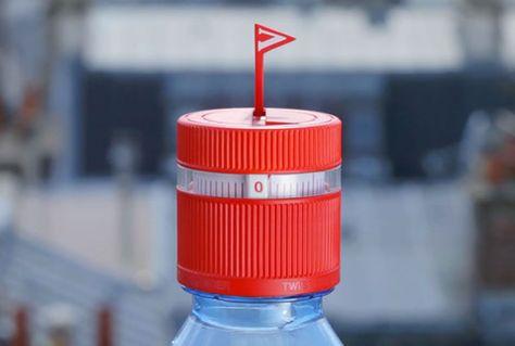 Refresch Cap La Tapa Que Te Recuerda Beber Agua Cada Hora Salud