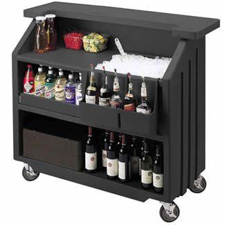 Best Rental Service Portable Bar Rolling Portable Bar Bars For Home Mobile Bar