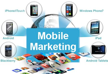 Mobile Marketing Trends 2013 – Essential Pointers For Marketers To Reach Mobile Users - Brainvire