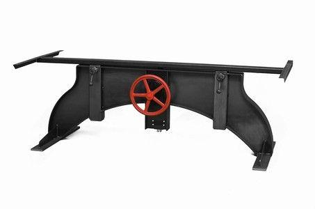 Tischgestell Gangway Hohenverstellbar Tischgestell Stahl Tischgestell Tisch Hohenverstellbar
