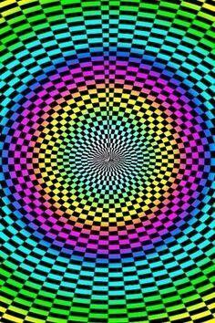 Optical Illusion Optical Illusion Wallpaper Cool Optical
