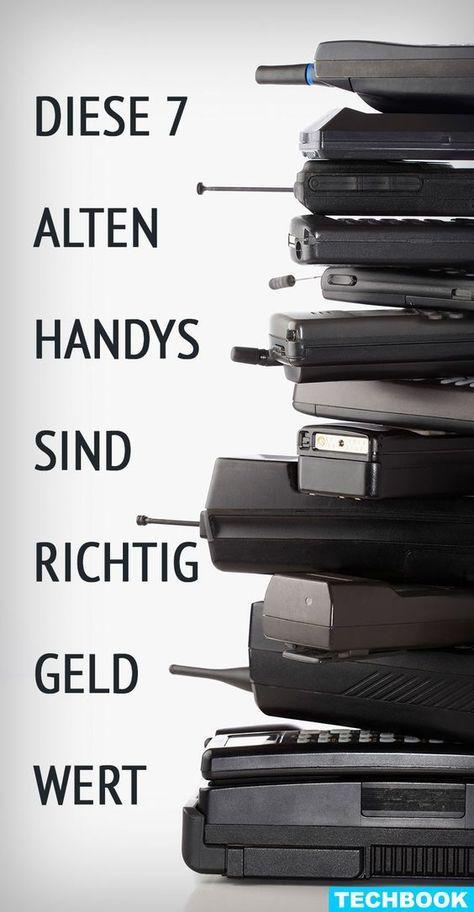 Eigentlich verliert Technik binnen kürzester Zeit an Wert. Bei einigen alten Handys ist das anders, sie sind inzwischen richtig wertvoll. Welche jetzt am meisten Kohle bringen, zeigt Ihnen TECHBOOK.