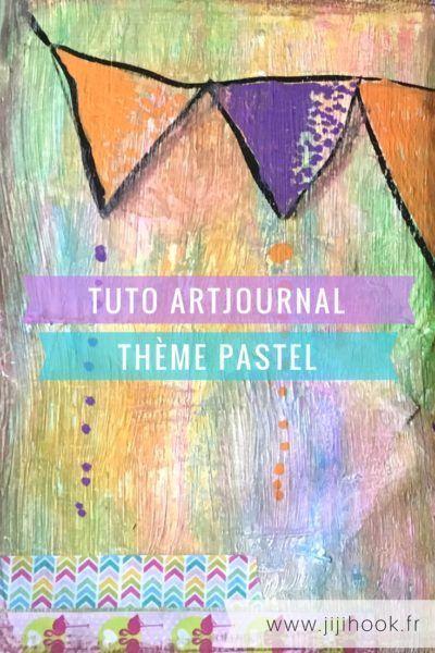 Picjournal 2 Pastel Pastel Gribouillage Et Paysage Aquarelle