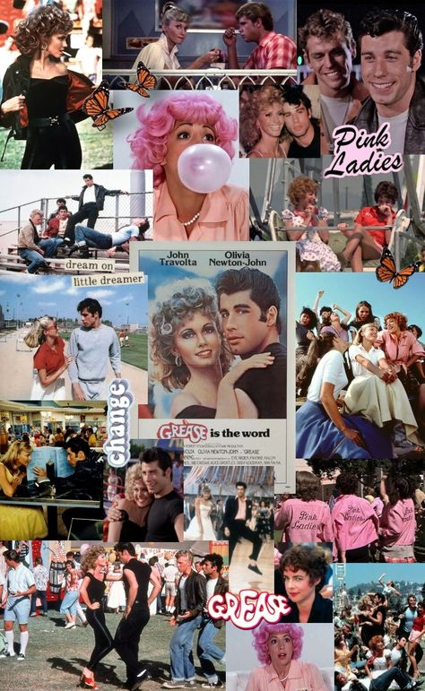 Grease Wallpaper