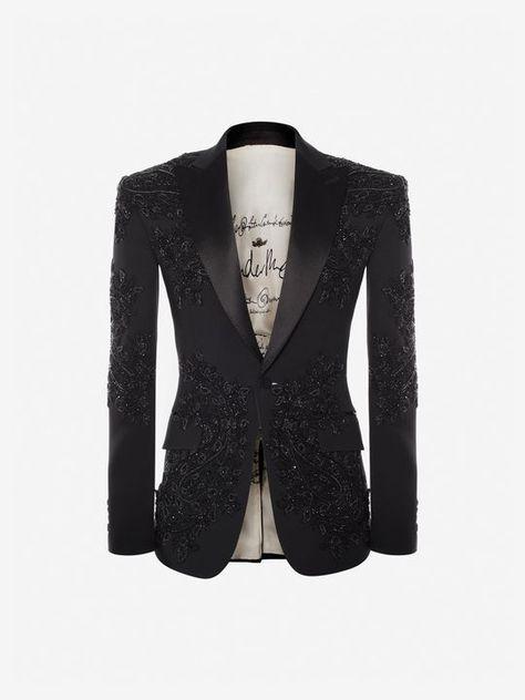 f757f9b6 Givenchy leopard lurex tuxedo jacket - black leopard print wedding suit -  animal print wedding tuxedo jacket | Attire for the Groom and Groomsmen |  Tuxedo ...