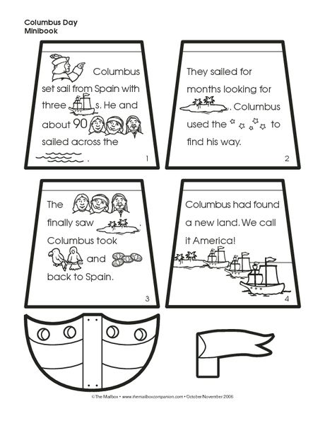 graphic about Christopher Columbus Printable Activities named Christopher Columbus Coloring Web pages Pursuits for Small children