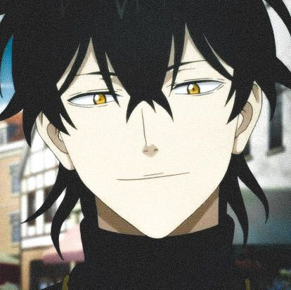 ꮚiconsꮚ Yuno Icons Yuno Black Clover In 2020 Black Clover Anime Aesthetic Anime Anime Eyes