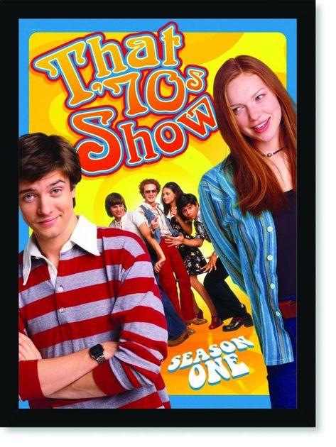 Quadro Poster Series That 70s Show 2 Thats 70 Show Show E Shows