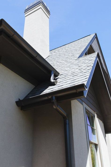 33 Amazing Designs For Gutter Installing Ideas Easy Complete How To Install Gutters Seamless Gutters Higher Ground
