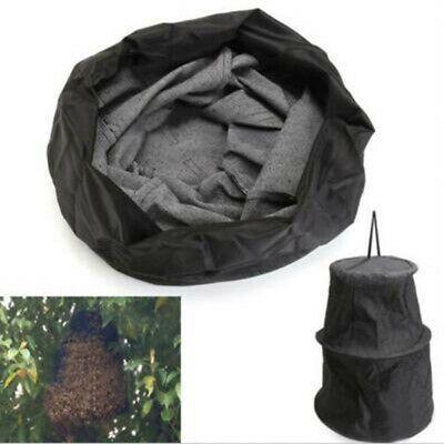 Beekeeper Tool Bee Cage Swarm Trap Swarming Catcher Beekeeping Supplies Black