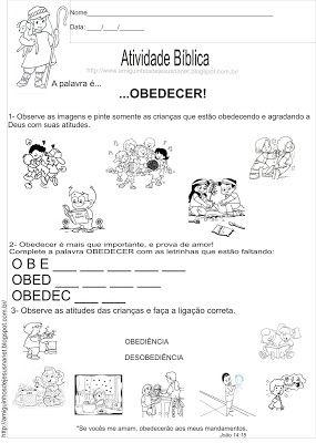 Pin De Tabitha Hill Em Kids Atividades Biblicas Para Imprimir