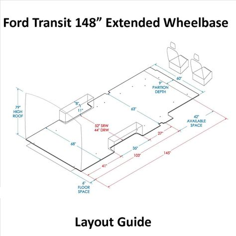 Layout Guide Transit 148 EX WB