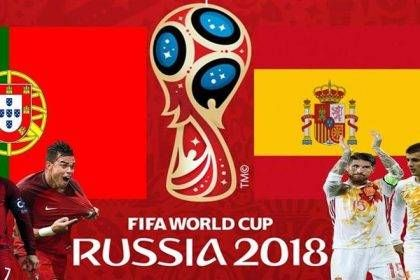 Spain Vs Portugal Line Up Live Stream Streaming Poor Children Fifa World Cup