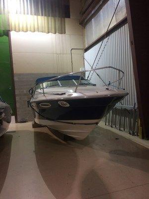 1994 Used Gas Sea Ray 240 Overnighter Cuddy Cabin Power Boat