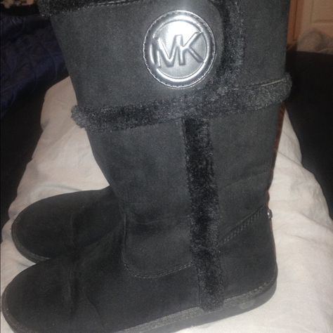 Michael Kors Shoes | Ugg Style Mk Boots