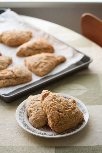 Banana Bread Scones: All the deliciousness of your favourite banana bread, except it comes in the form of a rich, buttery scone.