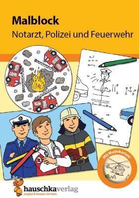Malblock Zum Ausdrucken Notarzt Polizei Und Feuerwehr Ausdrucken Feuerwehr Malblock Notarzt Polizei Und Zum In 2020 Comic Books Book Cover Comic Book Cover