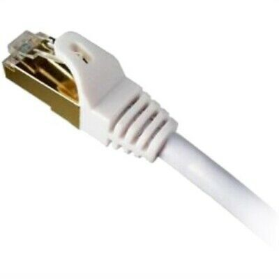 Details About Nexhi Cat 7 Shielded 10 Gigabit 650mhz Ethernet Cable 50 White In 2020 Ethernet Cable Computer Cables And Connectors Computer Accessories