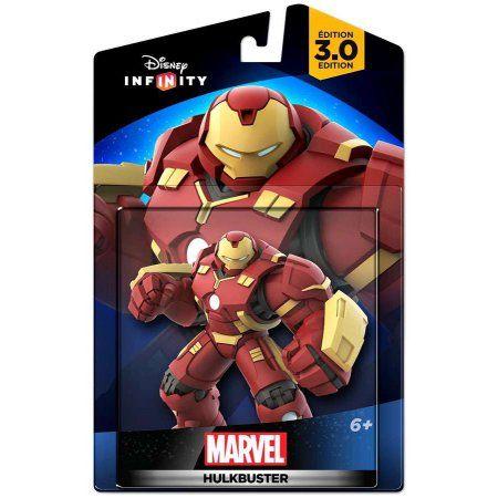Disney Infinity 3 0 Editon Marvel S Hulkbuster Figure Walmart Com Disney Infinity Disney Interactive Disney Infinity Characters