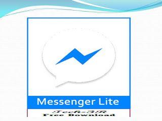 تحميل فيس بوك ماسنجر لايت Messenger Lite 45 0 0 14 193 Company