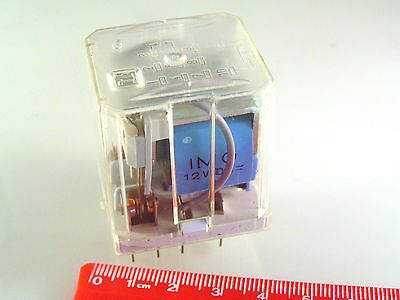 Ad Ebay Imo 60 32 Relay 12v Dc Coil Double Pole Change Over 250v 10a Om0336 In 2020 Relay Pole Ebay