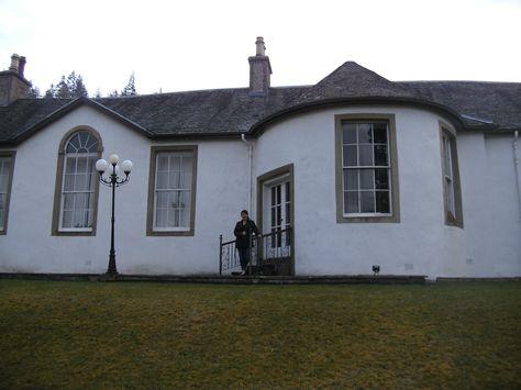 Boleskine House (Door Aleister Crowley put in)