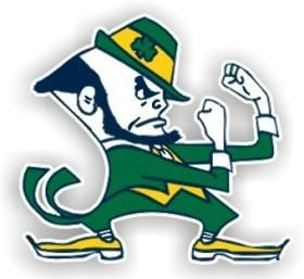 Notre Dame Fighting Irish 12