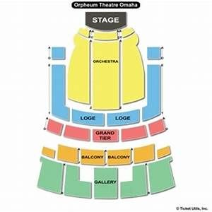 Celtic Woman Tickets Orpheum Theatre Seating Chart End Celtic Woman Theater Seating Theatre
