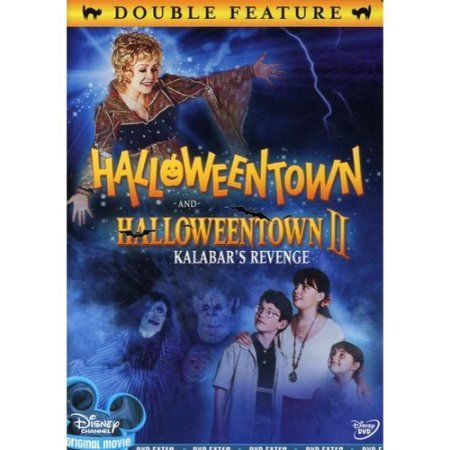 Halloweentown / Halloweentown II: Kalabar's Revenge (Double Feature) by Debbie Reynolds