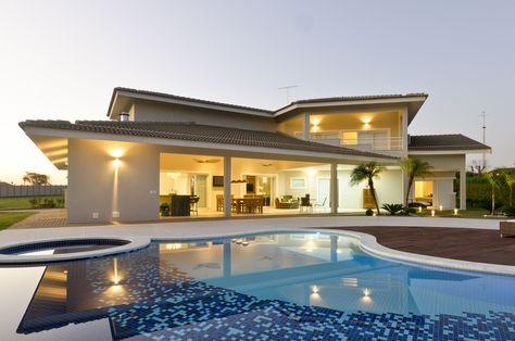 165 best Moderne Häuser images on Pinterest Home ideas, Dreams - wandpaneele küche glas