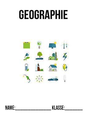 Geographie Deckblatt Klasse 9 Geographie Deckblatter Schulbeginn Ersterschultag Einschulung Vorlage In 2020 Deckblatt Erdkunde Deckblatt Deckblatt Schule