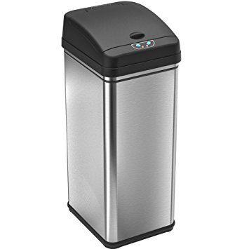 Dies ist ein 13 Gallonen Küchen Mülleimer, den ich selbst
