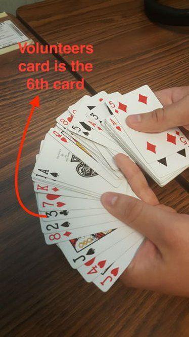 A Card Spell A Fun And Easy Magic Trick Magic Card Tricks Easy