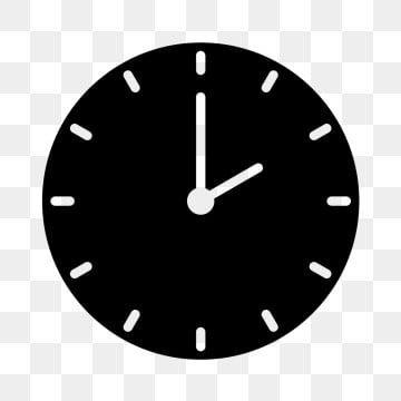 Gambar Vektor Jam Ikon Jam Clipart Jam Ikon Jam Png Dan Vektor Untuk Muat Turun Percuma Jam Dinding Biru Dan Putih Seni Melukis