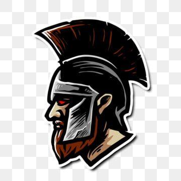 Design De Distintivo De Emblema De Gladiador Apropriado Para Equipe De Esporte De Logotipo Gladiador Forte Vetor Imagem Png E Psd Para Download Gratuito Hero Logo History Clipart Badge Design