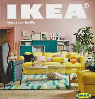 I K E A Catalogs Brochures Online Ikea Catalog 2018 Broshures