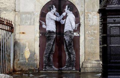 Le Progres Art Urbain Street Art Et Parement Mural
