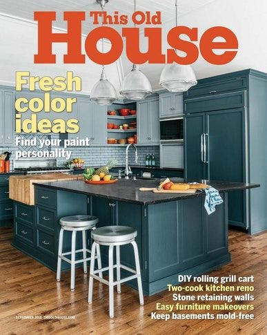 Ask This Old House Painting Kitchen Cabinets - Black ...