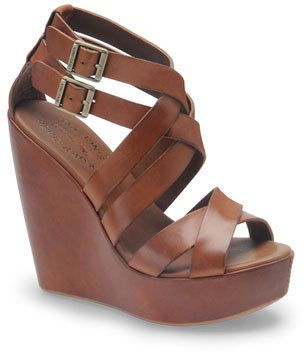 7178523498e ShopStyle  Kork-Ease  Hailey  Wedge Sandal